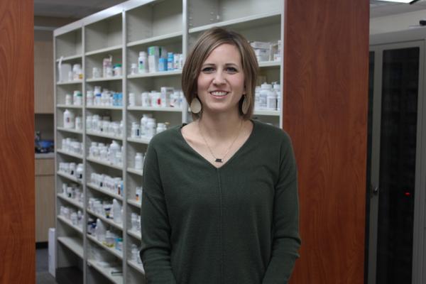 Tracy Jensen, Pharmacist.JPG