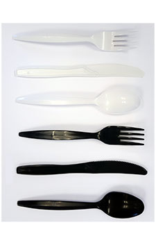 Bulk Plastic Silverware and Cutlery