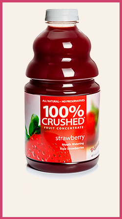 Dr. Smoothie - 100% Crushed whole fruit smoothie puree