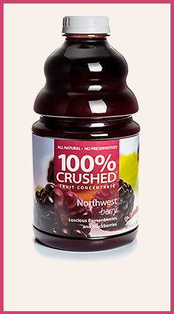 Northwest Berry Fruit Concentrate Wholesale