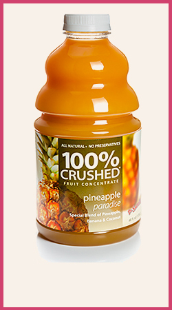 Wholesale Pineapple Paradise Smoothie Puree