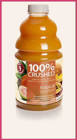 Tropical Sunshine Smoothie Concentrate