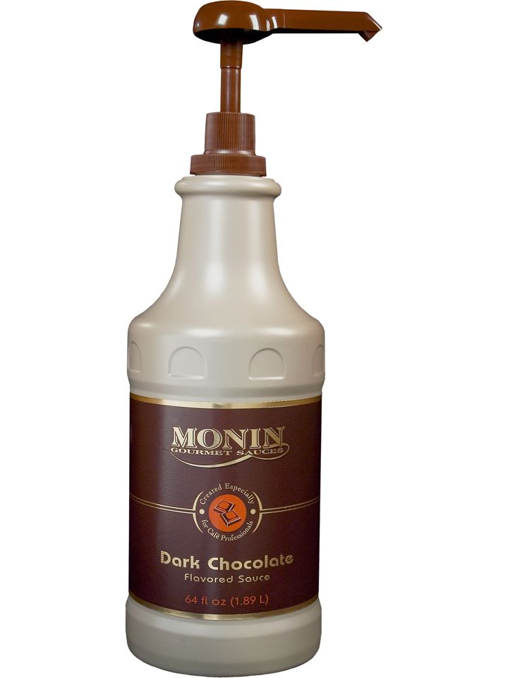 Monin Dark Chocolate