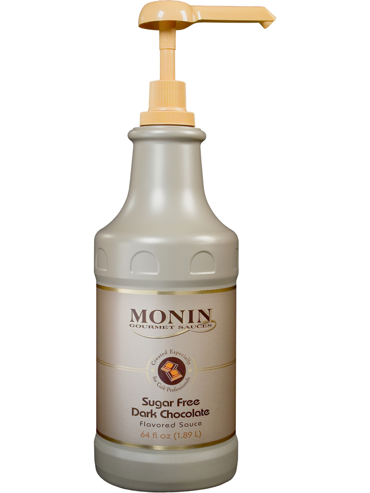 Monin SF Dark Chocolate