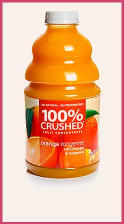 Orange Tangerine Puree Wholesale