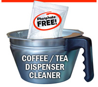 Coffee Filter Pouch Cleaner