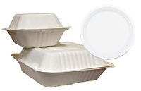 Bulk Wholesale Paper Plates and Containers