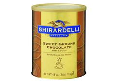 GHirardelli Sweet Ground Chocolate