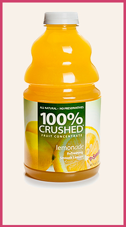 Lemonade Puree Wholesale