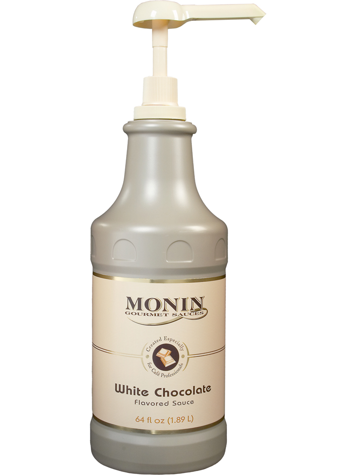 Monin White Chocolate Sauce