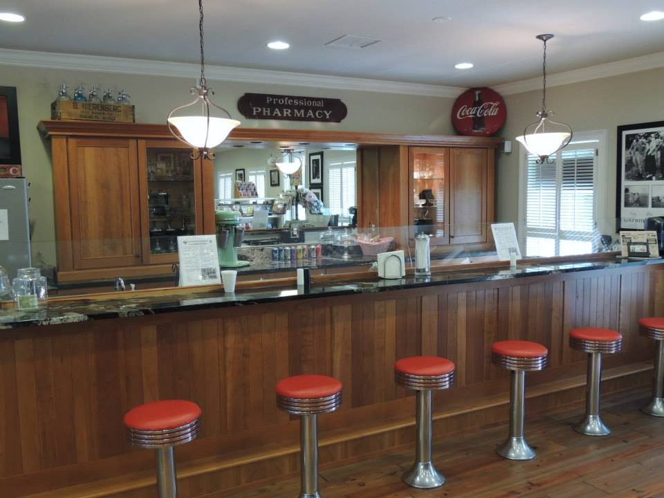 Soda Fountain Gallery