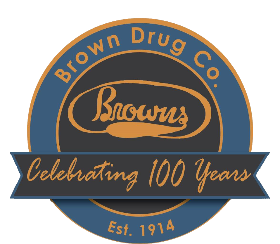 New - Brown Drug Company