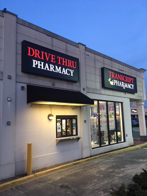 Pick Up Your Meds At Our Drive-Thru
