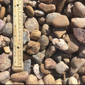 Sierra River Rock 1-1 1/2 in