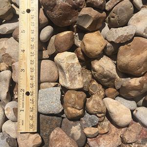 Colorado River Rock 1-2 in