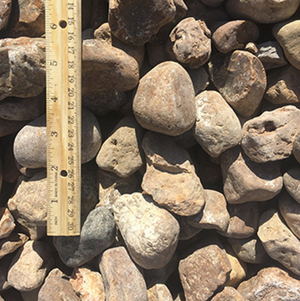 Brazos River Rock 1-2 inches