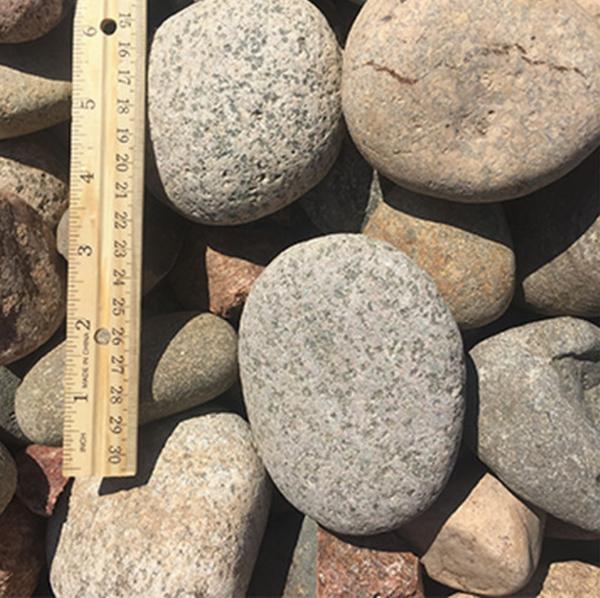 Arizona Pancake River Rock 1-3 inches