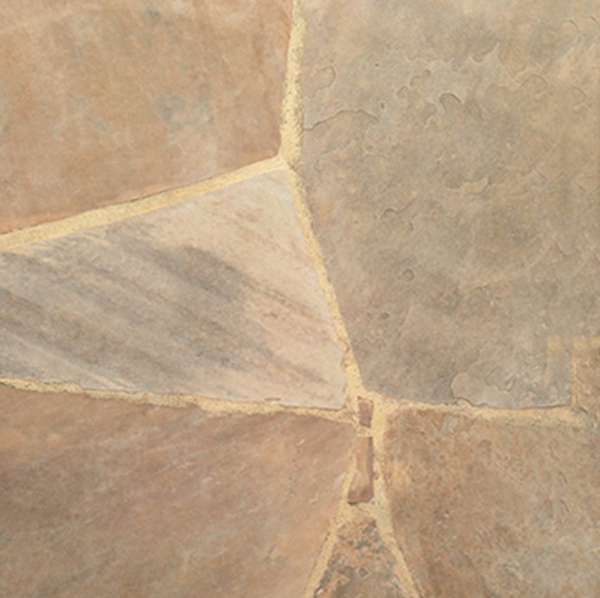 Arizona Buff Flagstone Patio