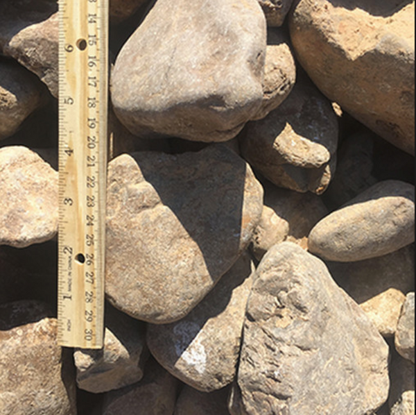 Brazos River Rock 3-5 inches
