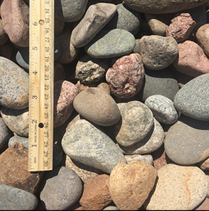 New Mexico River Rock 1-3 in