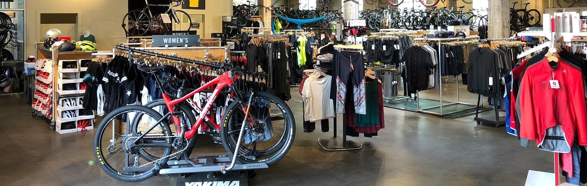Why Buy Your Next Bike Here?