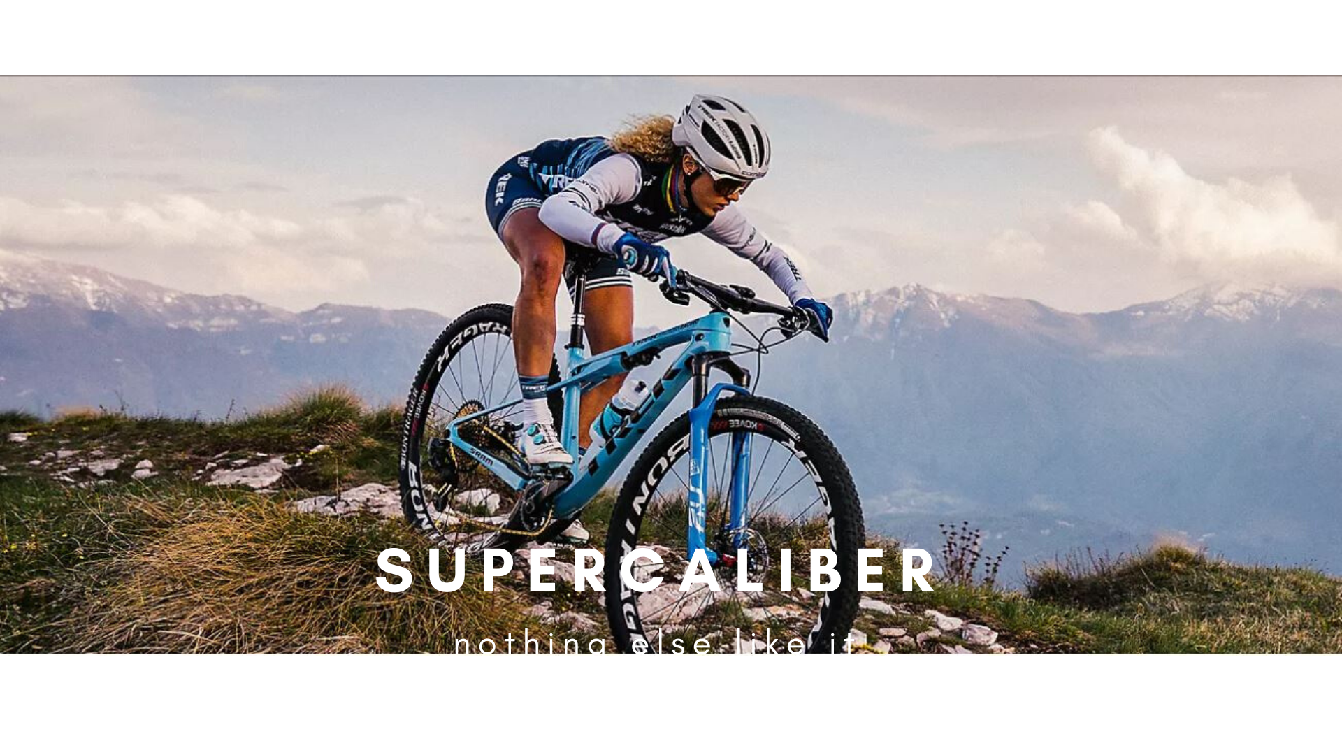 The New Trek Supercaliber