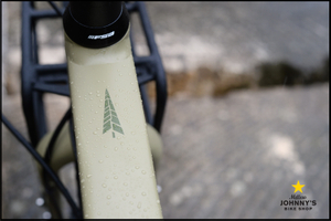 Trek 920 Top Tube