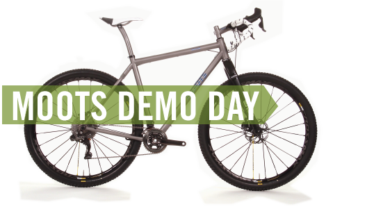 Test Ride Some of Earth's Finest Bikes at the Moots Demo Day