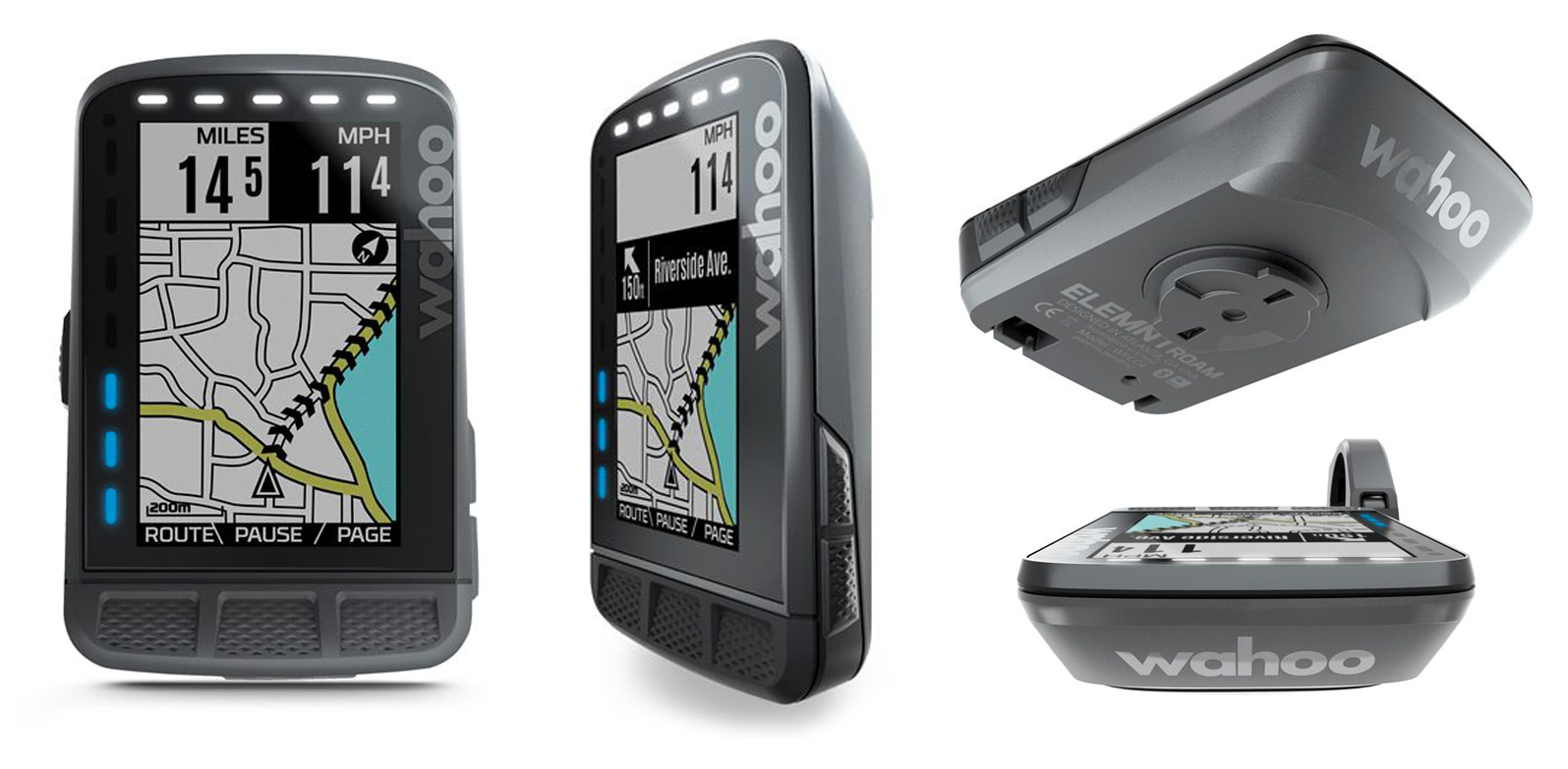 New To The Shop: Wahoo's ELEMNT ROAM