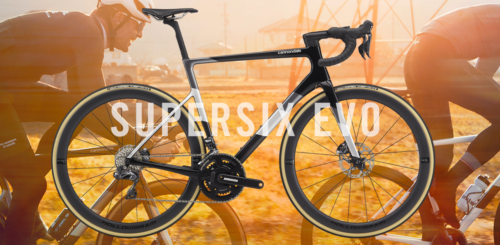 The All-New SuperSix EVO