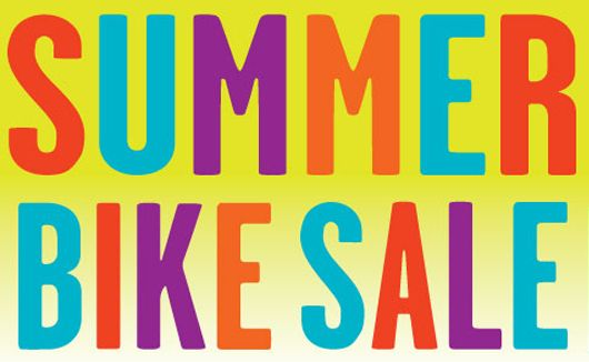 Summer Bike Sale