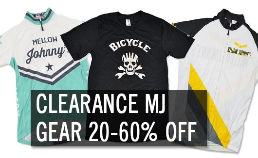 Clearance MJ branded gear