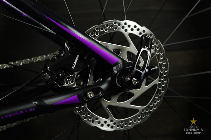 Superfly ss rear brake
