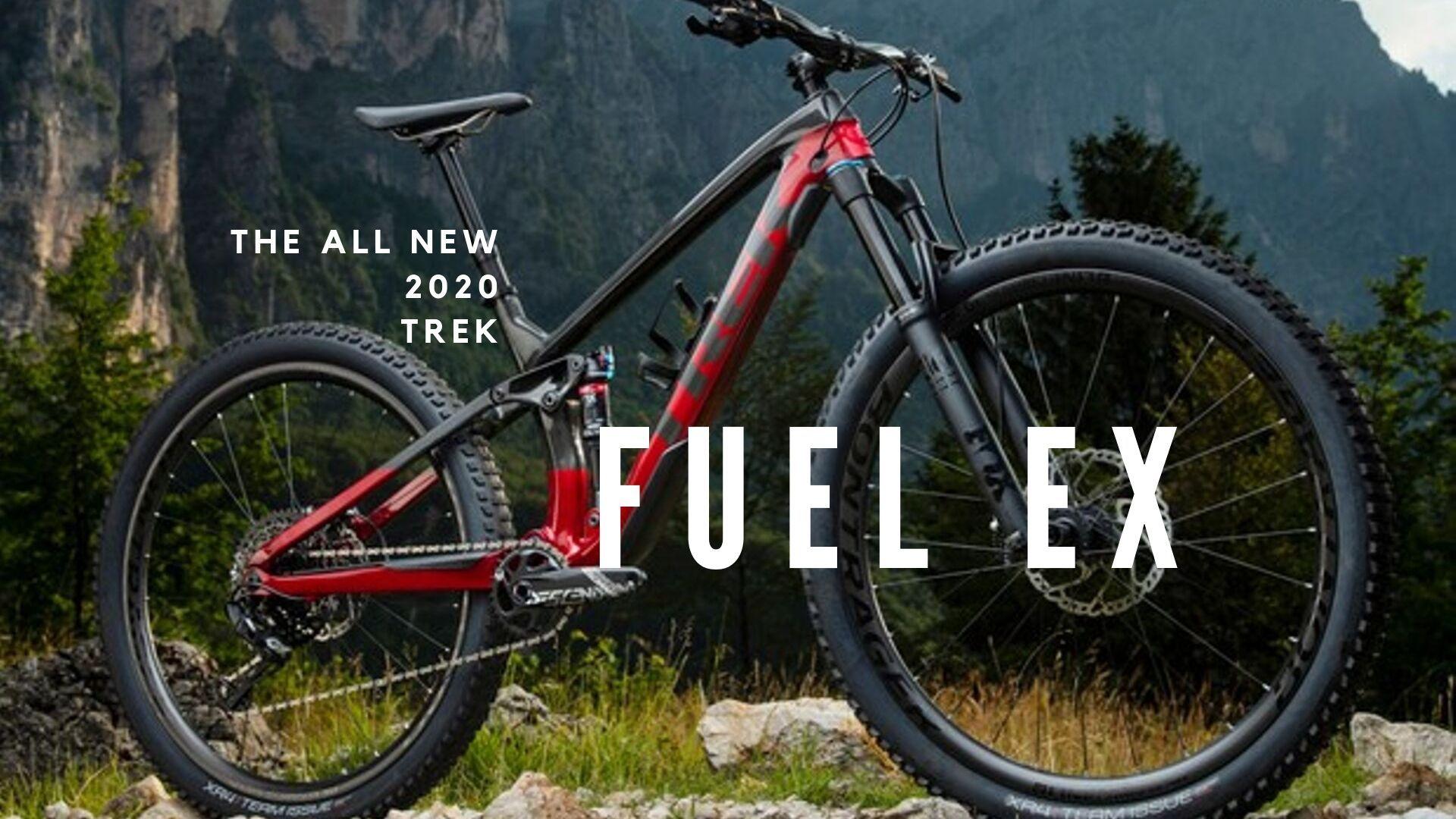 The All New 2020 Trek Fuel EX