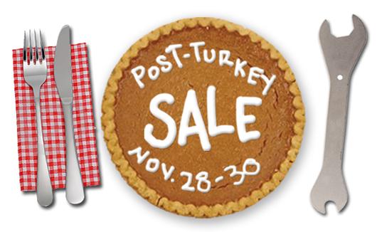 Turkey Day Sale