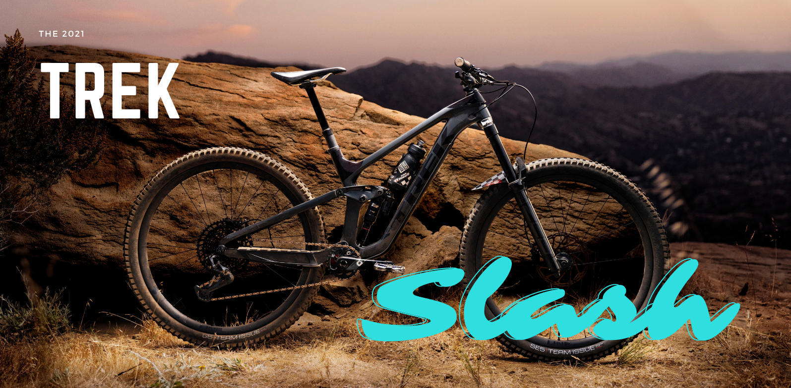 The New 2021 Trek Slash