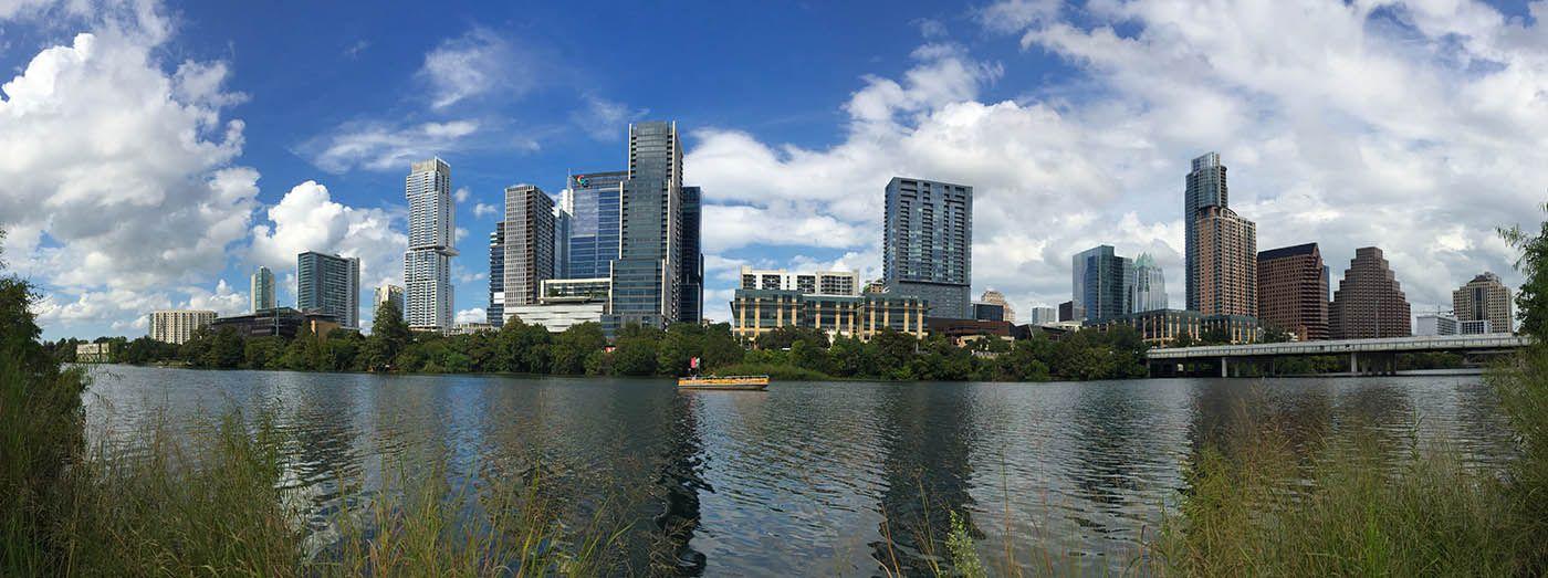 Austin Skyline View