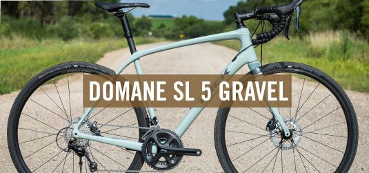 Trek Domane Made for Gravel - Mellow Johnny's Bike Shop