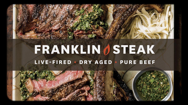 FRANKLIN STEAK COOKBOOK