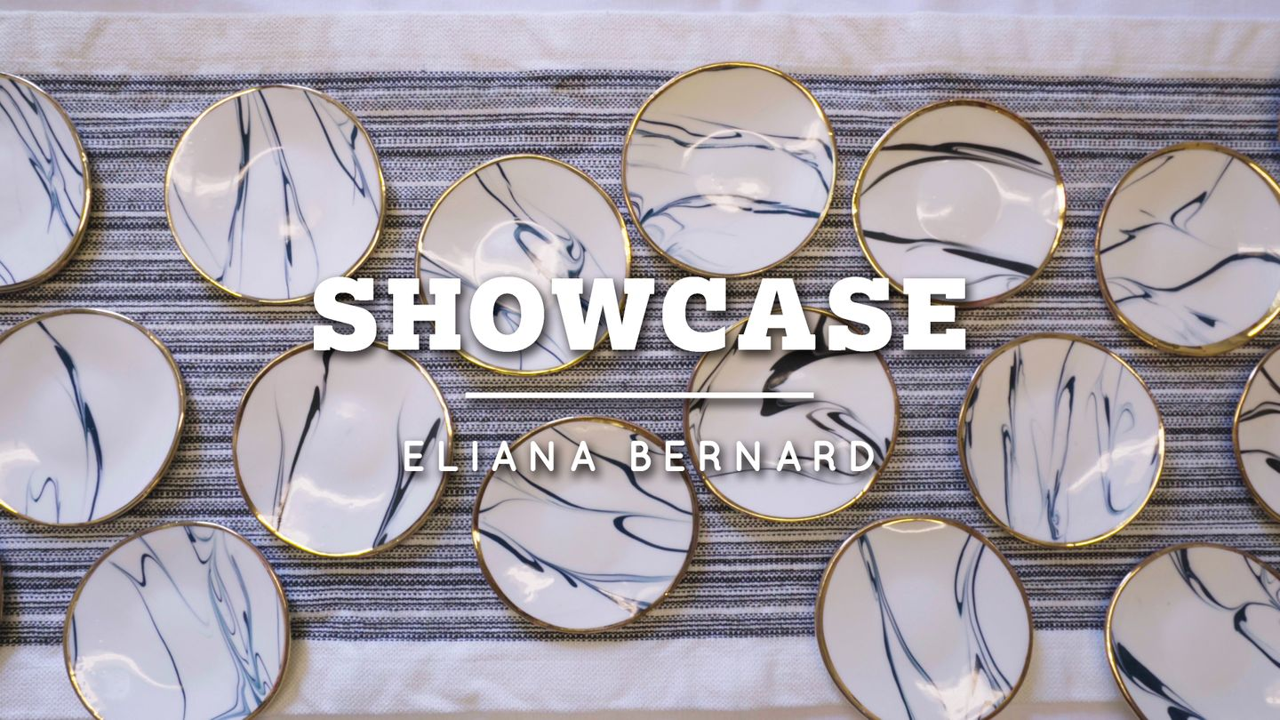 SHOWCASE - ELIANA BERNARD