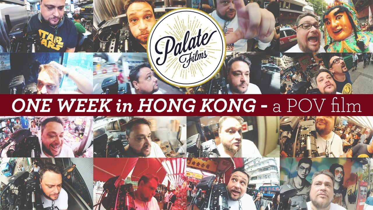 One Week in Hong Kong - POV