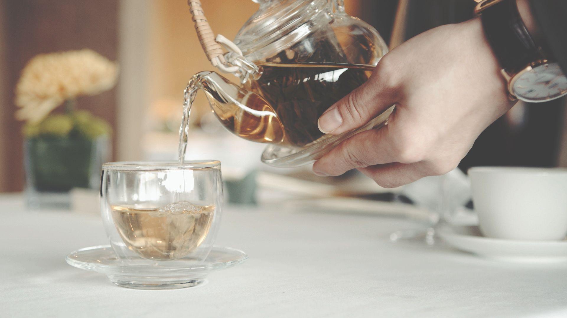 INTERCONTINENTAL HOTEL - THE TEA SOMMELIER