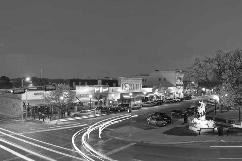 San Marcos was designated an official Main Street City by the Texas Historical Commission.