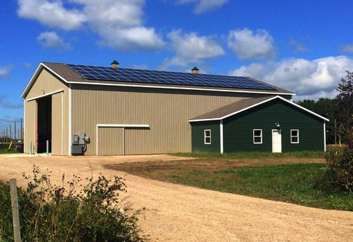 Agricultural Solar Power in Michigan