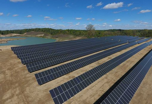Solar Farm Land Lease for Agriculture
