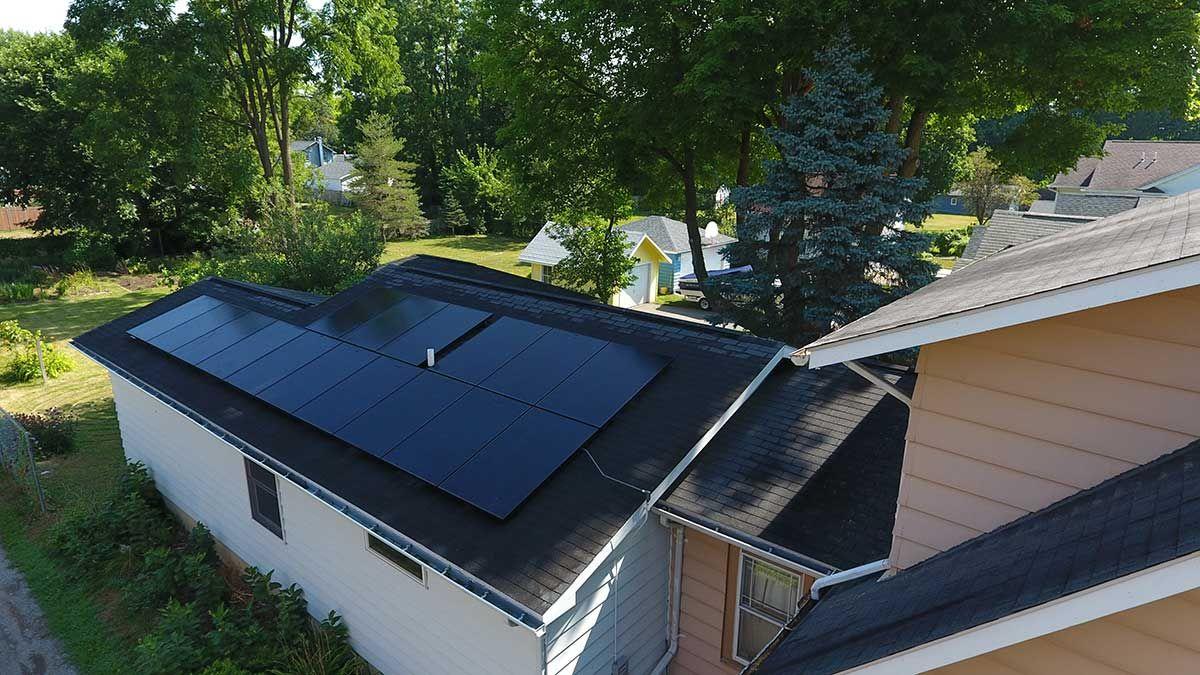 Residential Solar System Financing