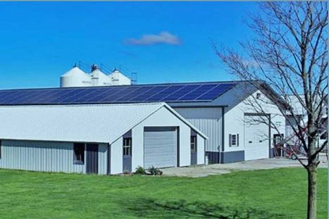 Commercial Building Solar Panels for Businesses