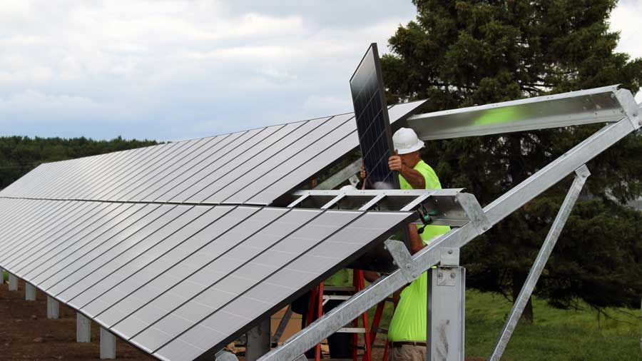 SunPower Solar Panel Installation Company