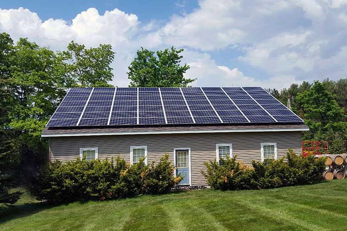 Residential Solar Panels for Homes
