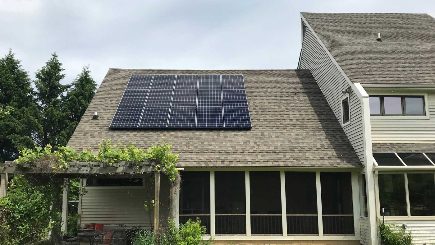 Residential Solar Panel Installation and Financing